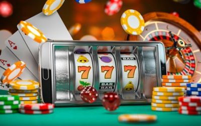 Online Casinos – Deciphering the Names Beneath the Slots along with The Guide to Playing Online Slot Machines